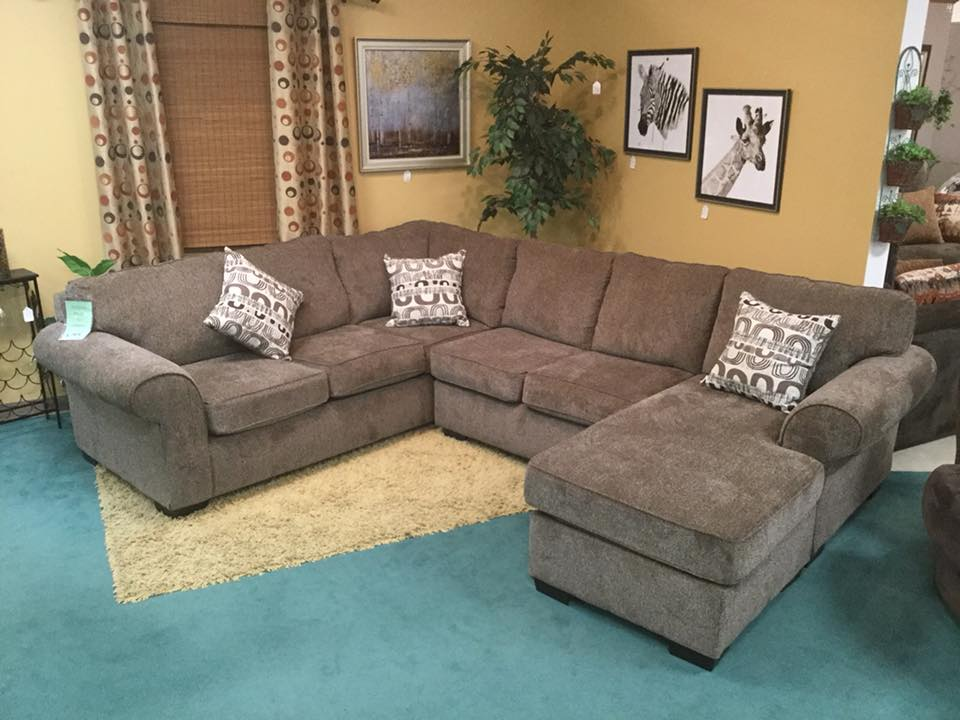 WEEKLY PAYMENT PLAN. Aztec Super Cocoa Sectional