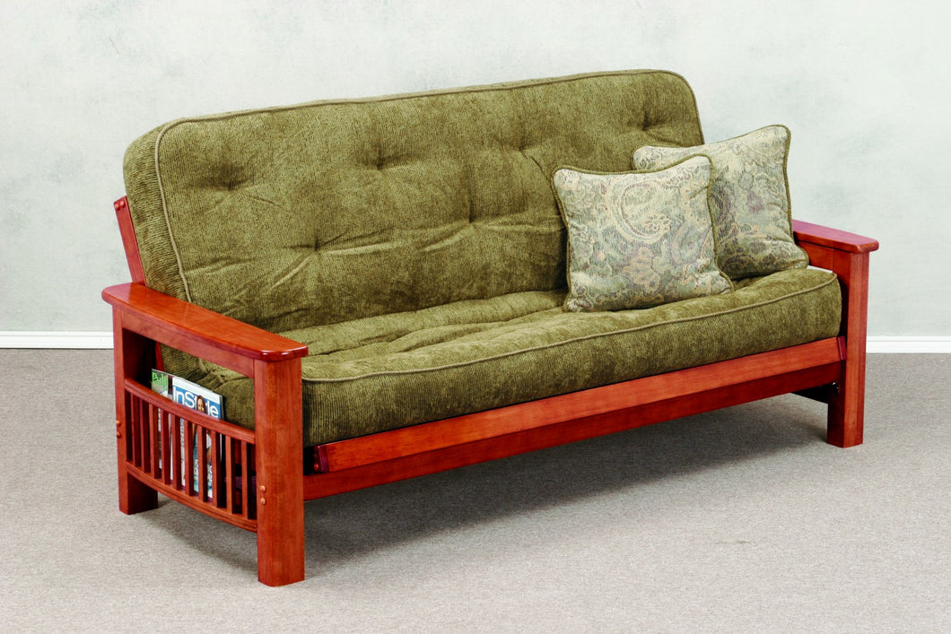WEEKLY or MONTHLY. Beautiful Landmark Full Futon Frame