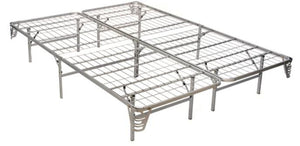 King Platform Bed Frame (Space saver bed / bed risers)