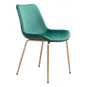 WEEKLY or MONTHLY. Green Tony Chair