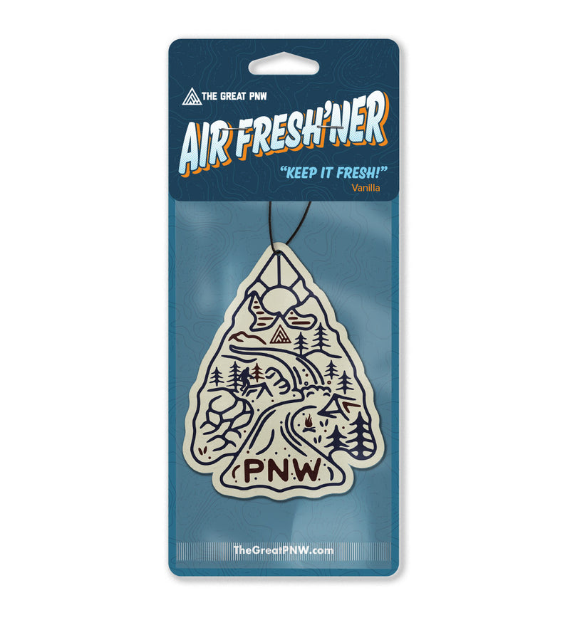 Arrowhead Air Fresh'ner - The Great PNW