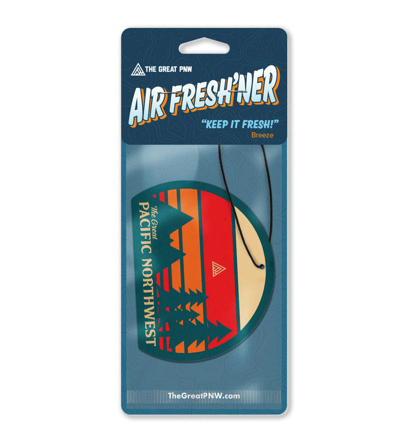 Camas Air Fresh'ner - The Great PNW