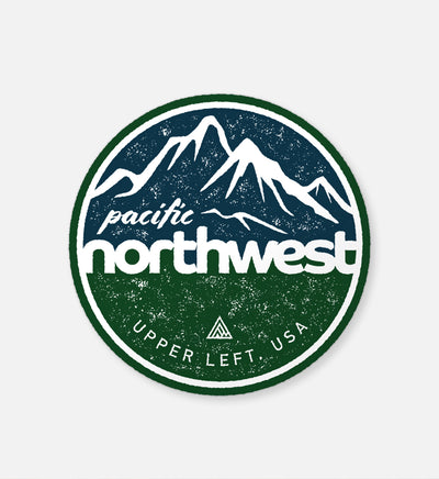 Brant Sticker - The Great PNW
