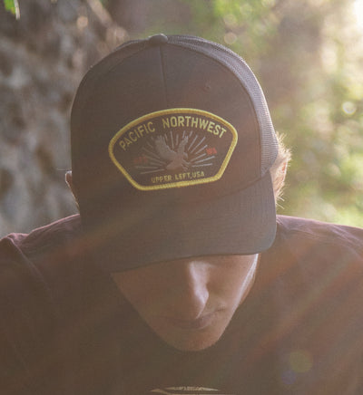 dc64512e12caf Commander Trucker Hat - The Great PNW