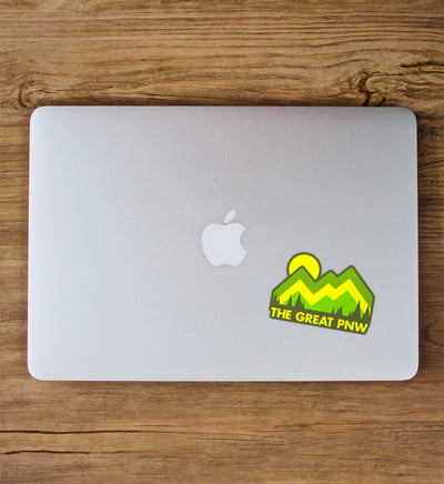 Expedition Sticker - The Great PNW