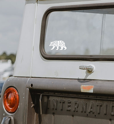 Brooks Vinyl Decal - The Great PNW