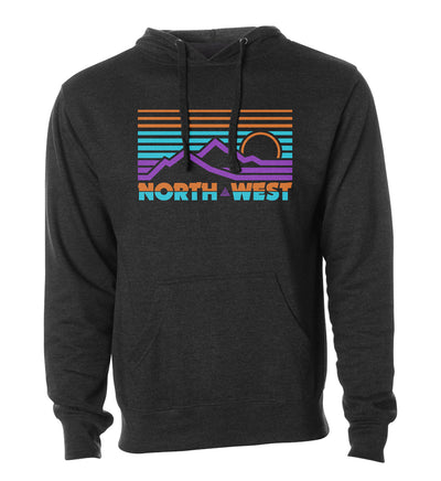 Scroll Hoodie - The Great PNW