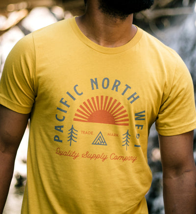 Sunrise Tee - The Great PNW