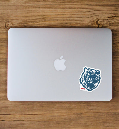 Grizzly Sticker - The Great PNW