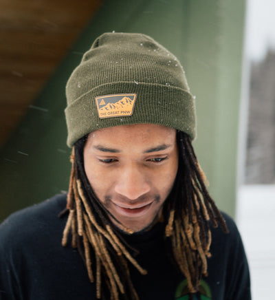 Olympus Beanie - The Great PNW