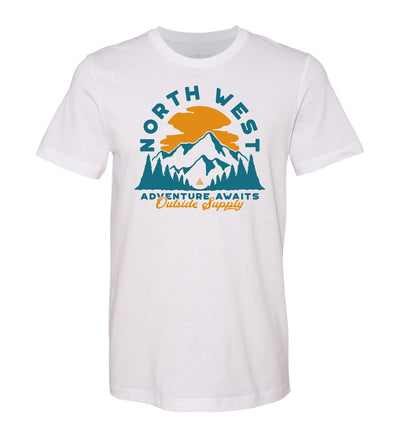 Roosevelt Tee - The Great PNW