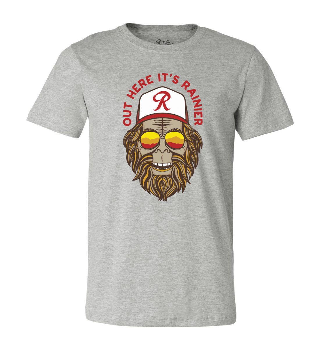TruckerSquatch Tee - The Great PNW