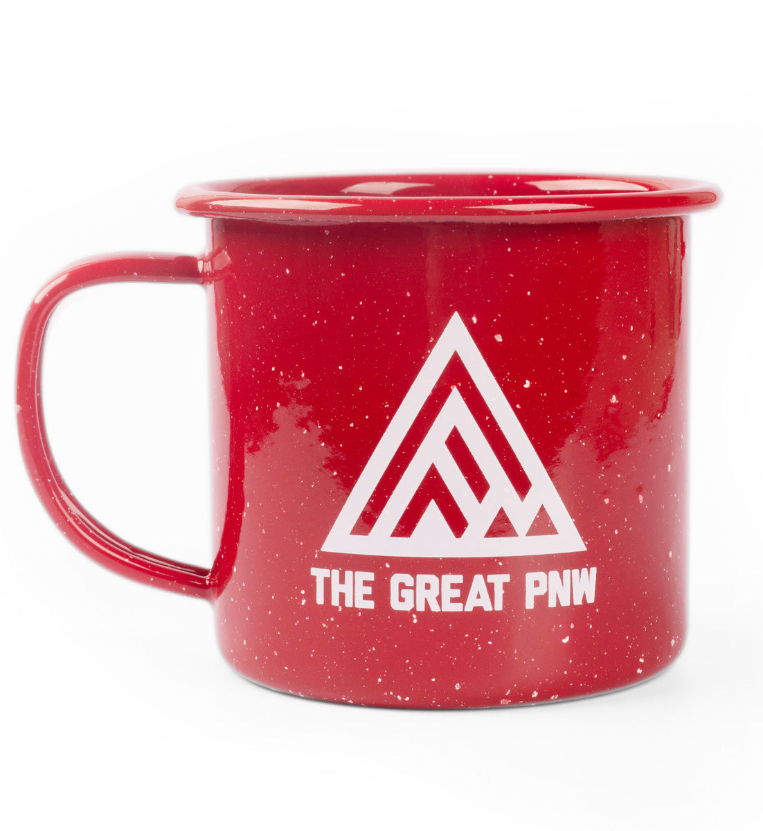 Weekend Enamel Mug - The Great PNW