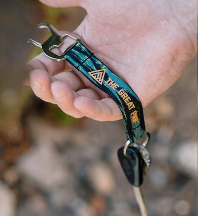 Riverside Keychain - The Great PNW