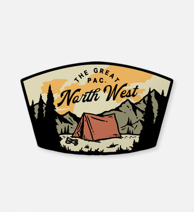 Roslyn Sticker - The Great PNW
