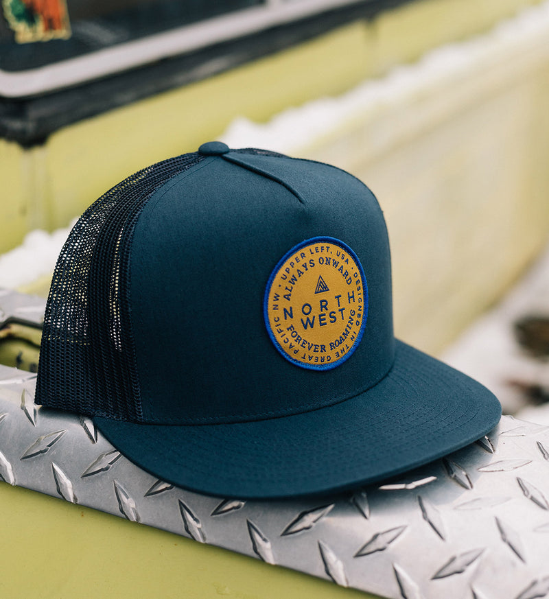 Roamer Trucker Hat - The Great PNW