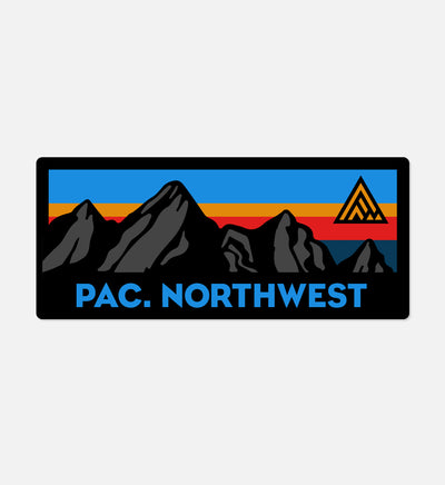 Blazer Sticker - The Great PNW