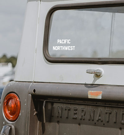 All Good Vinyl Decal - The Great PNW