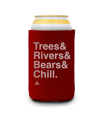 Chill Koozie - The Great PNW