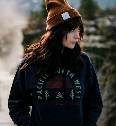 Sunrise Hoodie - The Great PNW