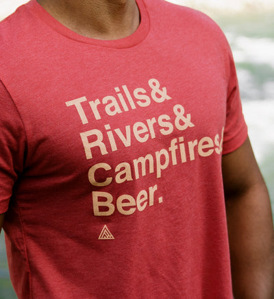 Trailhead Tee - The Great PNW