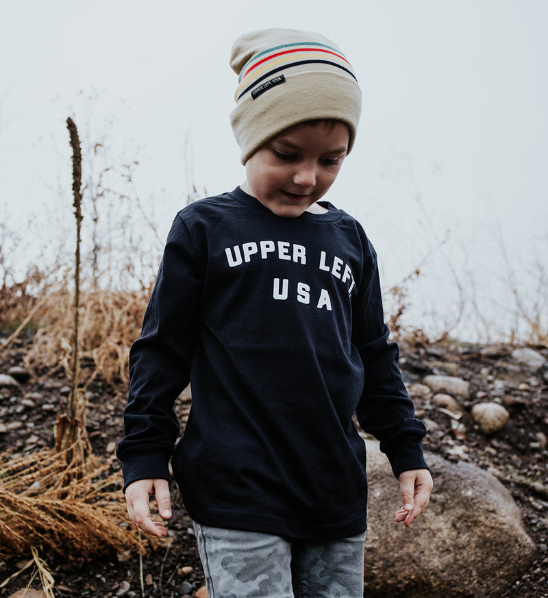 Miller Toddler LS Tee