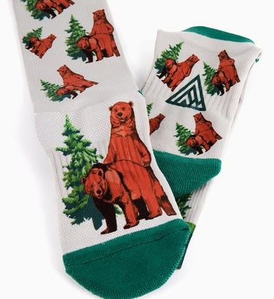 Woodsy Sock