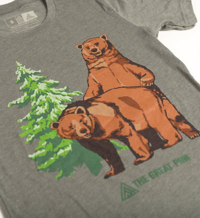 Woodsy Tee - The Great PNW