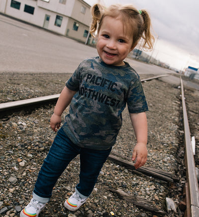 All Good Toddler Tee - The Great PNW