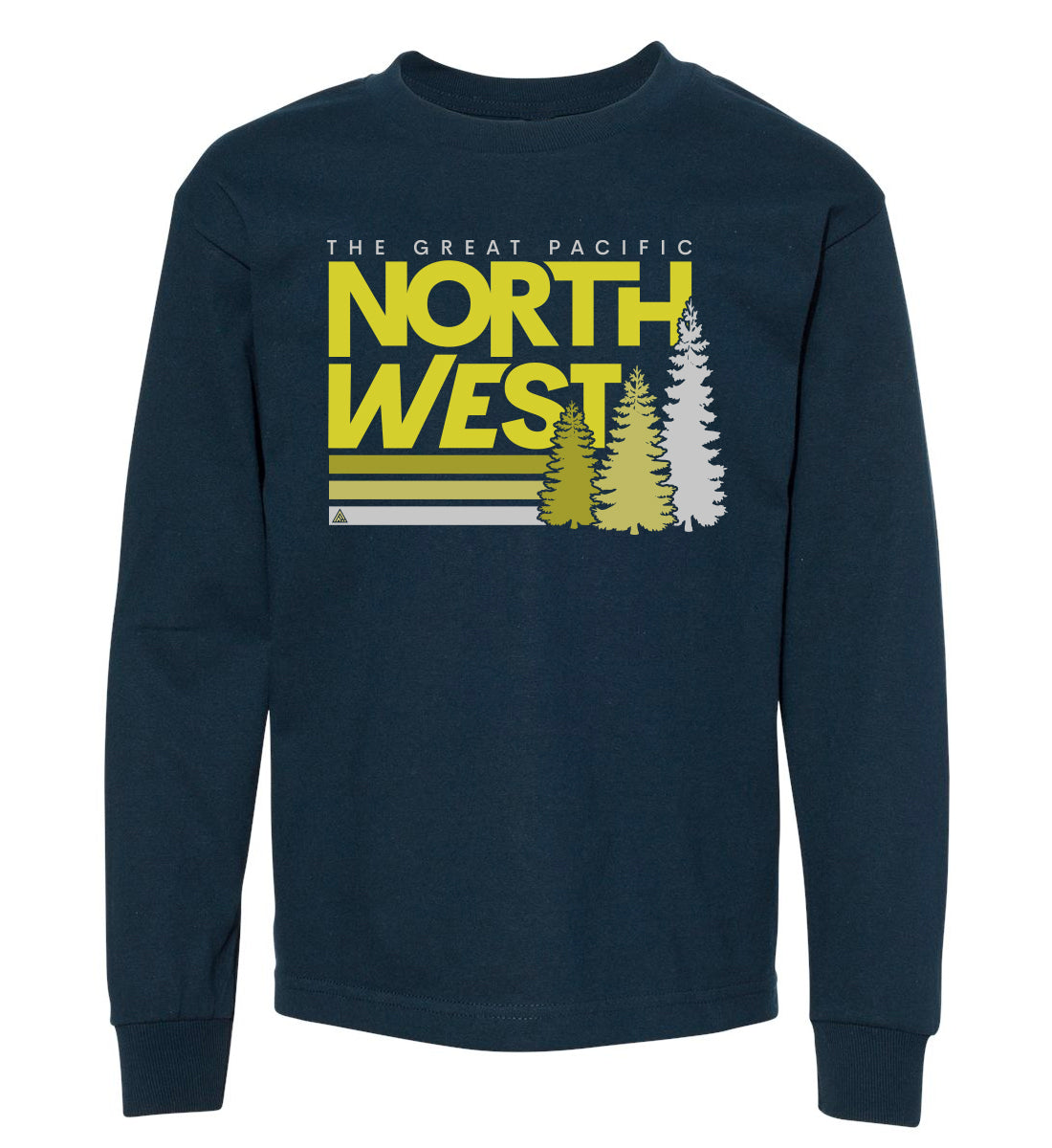Lift Youth LS Tee - The Great PNW