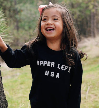 Miller Toddler Crewneck Sweatshirt - The Great PNW