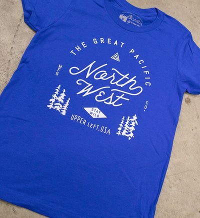 Survey Youth Tee - The Great PNW
