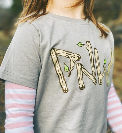 Twigs Toddler Tee - The Great PNW