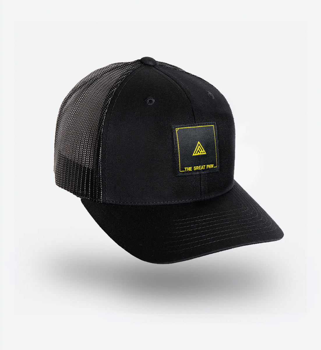 Block Trucker Hat