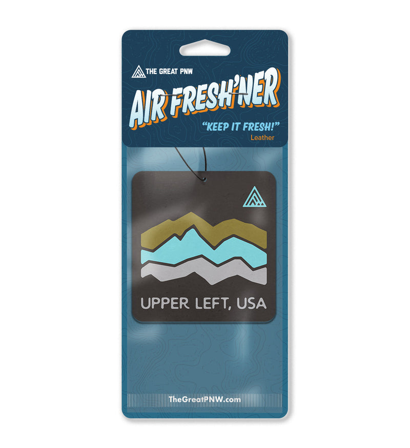 Jagged Air Fresh'ner