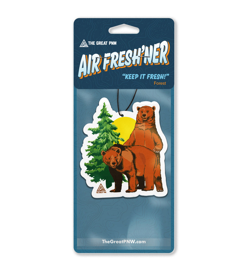 Woodsy Air Fresh'ner