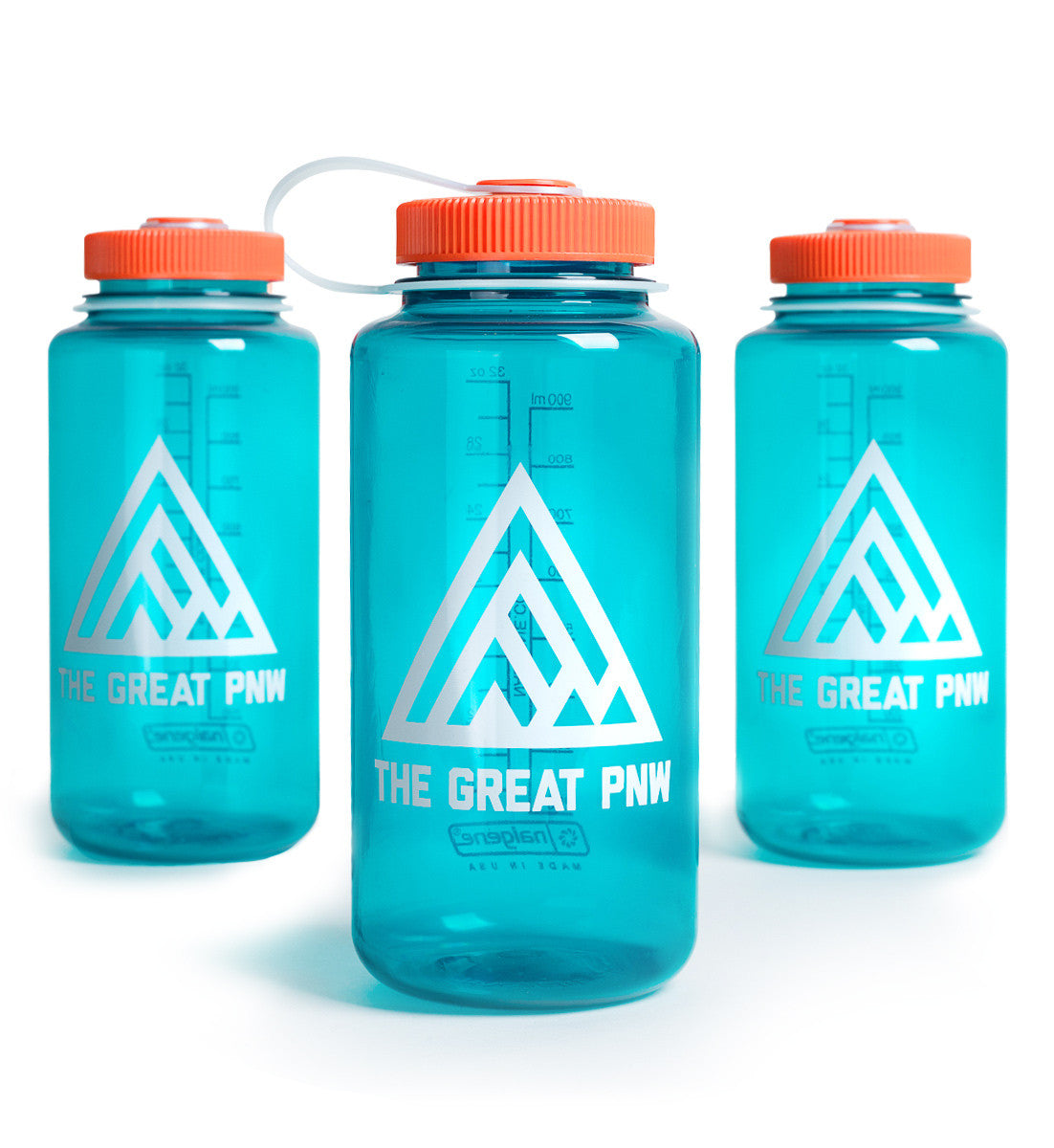 Palouse Nalgene Bottle