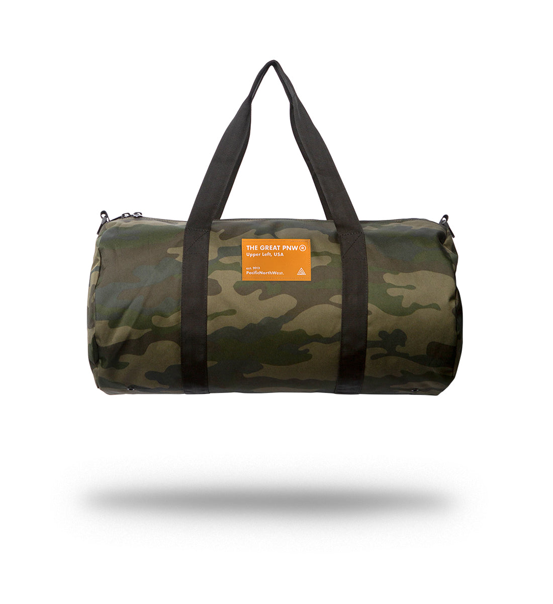 Serial Duffle Bag - Forest Camo