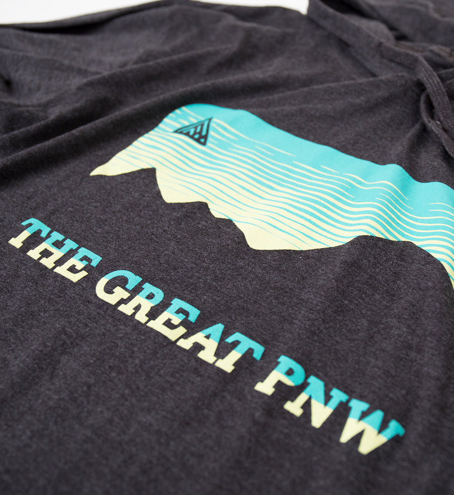 Stuart LS Hooded Tee - The Great PNW