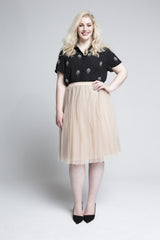 Tulle Skirt Plus Size