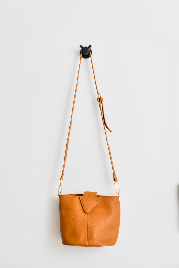 Arrow Bucket bag - two colours available - Friday Flamingo