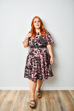 Rosie Dress - Friday Flamingo