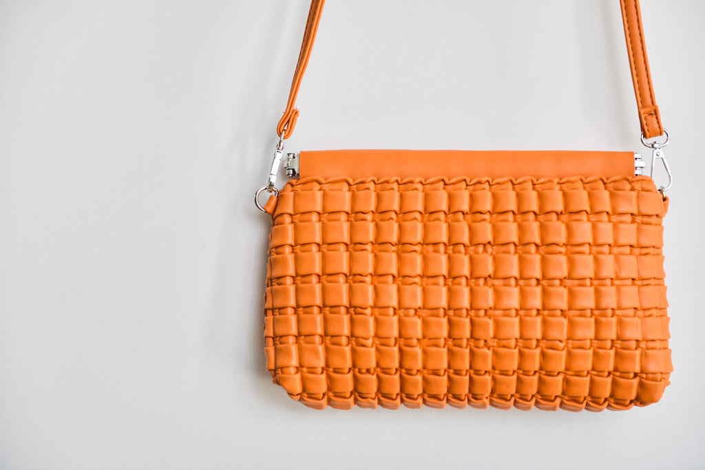 Zoe bag - Orange - Friday Flamingo