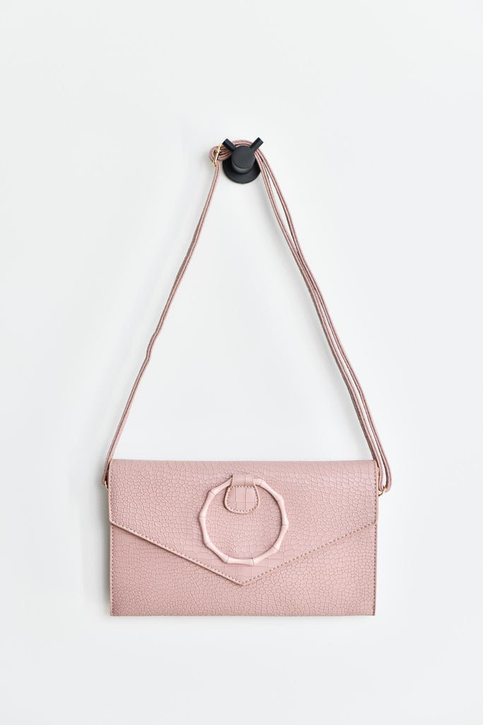 Veronica bag - Dusty Pink - Friday Flamingo