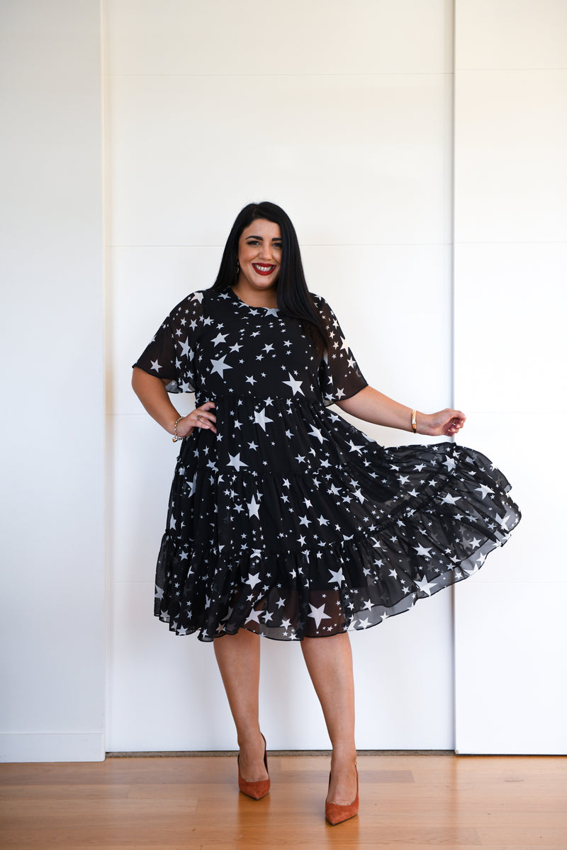 Celeste Star Dress - Pre order*