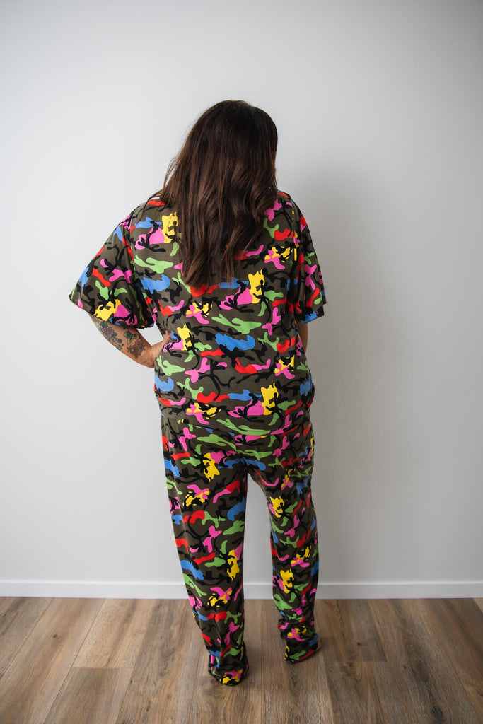 Amalia Pjs - Friday Flamingo