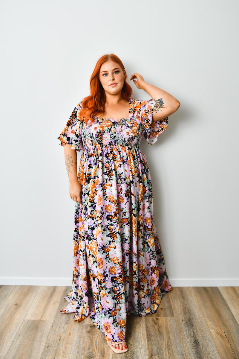 Adele Dress - PRE ORDER - Friday Flamingo