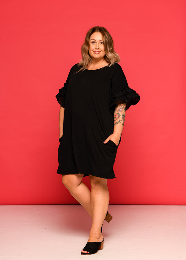Seb Dress - Black