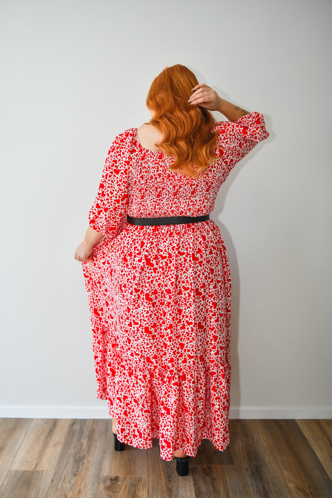 Freya Dress - Friday Flamingo