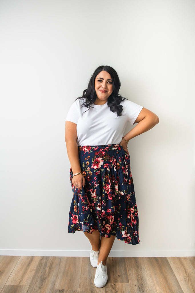 Beth Skirt - Friday Flamingo